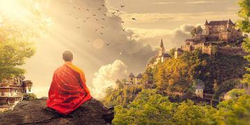 Космоэнергетика каналы Буддийского блока