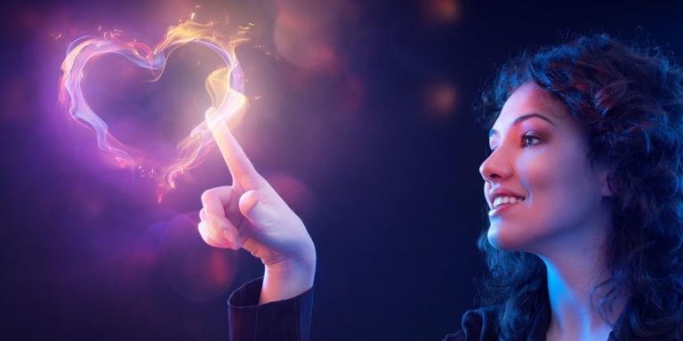 Энергии любви. Любовь к себе и миру